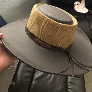 Authentic Vintage Style Mexican Handmade Sombrero